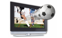 Never miss another game with HD football streams from your computer, laptop, tablet or phone