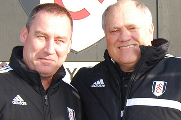 Fulham manager Martin Jol sacked and replaced by Rene Meulenst