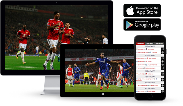 Capture great football moments with live streaming