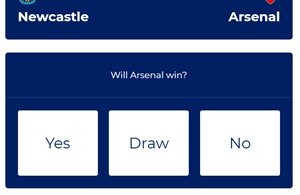 Live match predictions with key Arsenal Players to watch out for