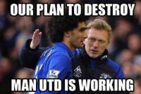 David Moyes secret plan